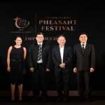 TAT supports 'The Royal Delights – Pheasant Festival' at Bangkok's Ratchaprasong District